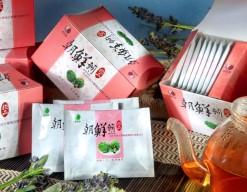 台灣產朝鮮薊茶